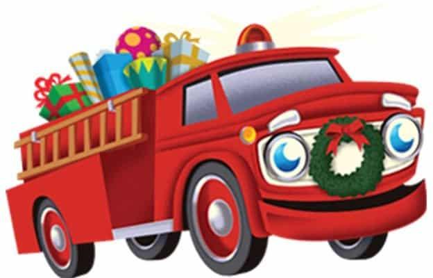 holiday car show