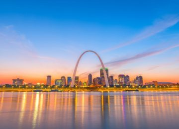 St. Louis Destination